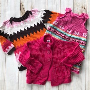 The Triple Girl Power Knit Pack